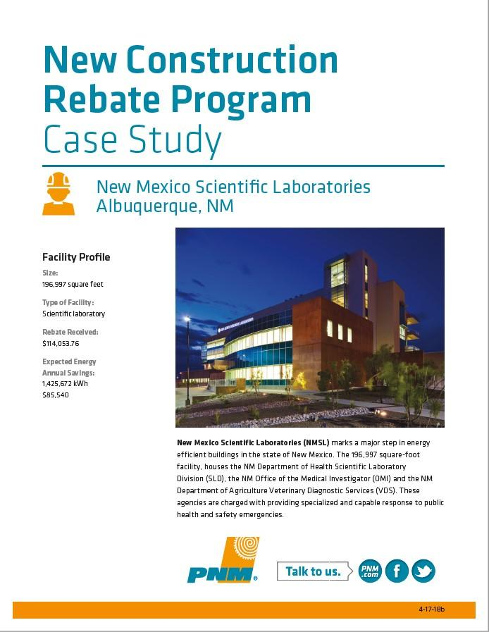 image thumbnail for NM Scientific Labs Case Study